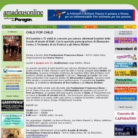 Rassegna 2007