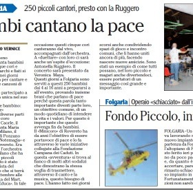 Rassegna 2009
