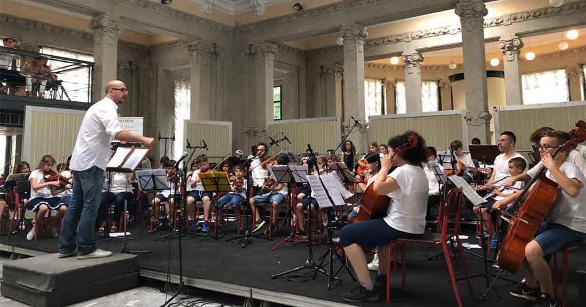 ABC Orchestra in concerto alla Palazzina Liberty