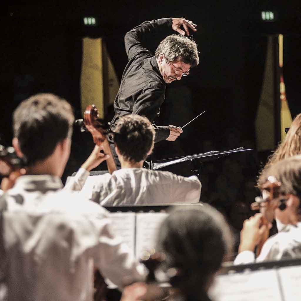 Orchestre, suonare inseieme nel grandi eventi