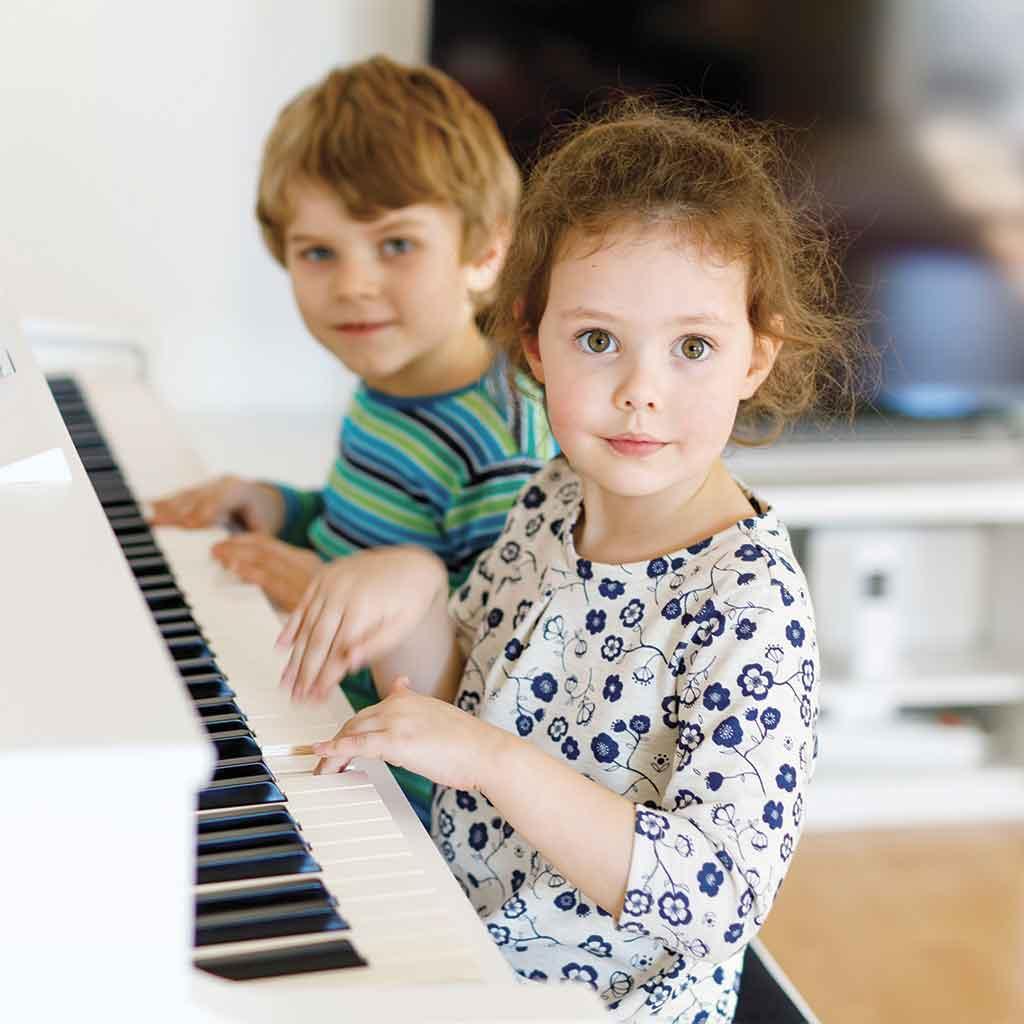 Corsi di musica per bambini da 0 a 5 anni