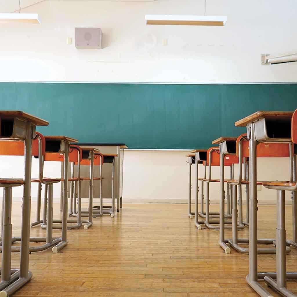 Per le scuole pubbliche