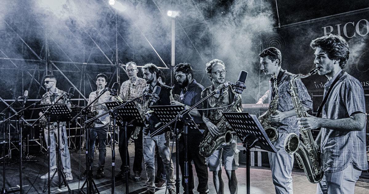 Ricordi Music School presenta: musica Jazz al Giardino Delle Culture