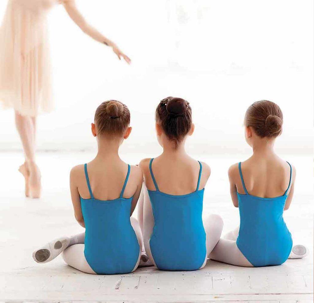 Danza da 3 a 5 anni