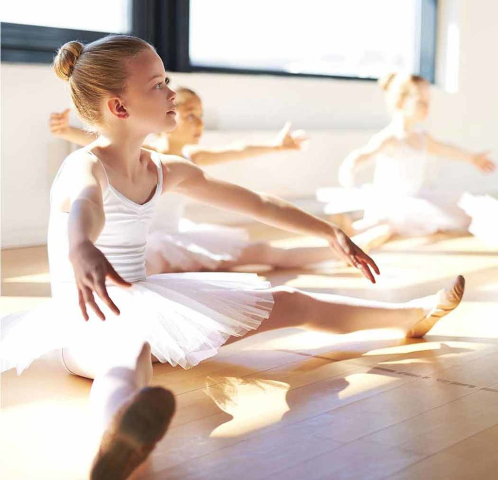 corsi di danza per bambini da 3 anni