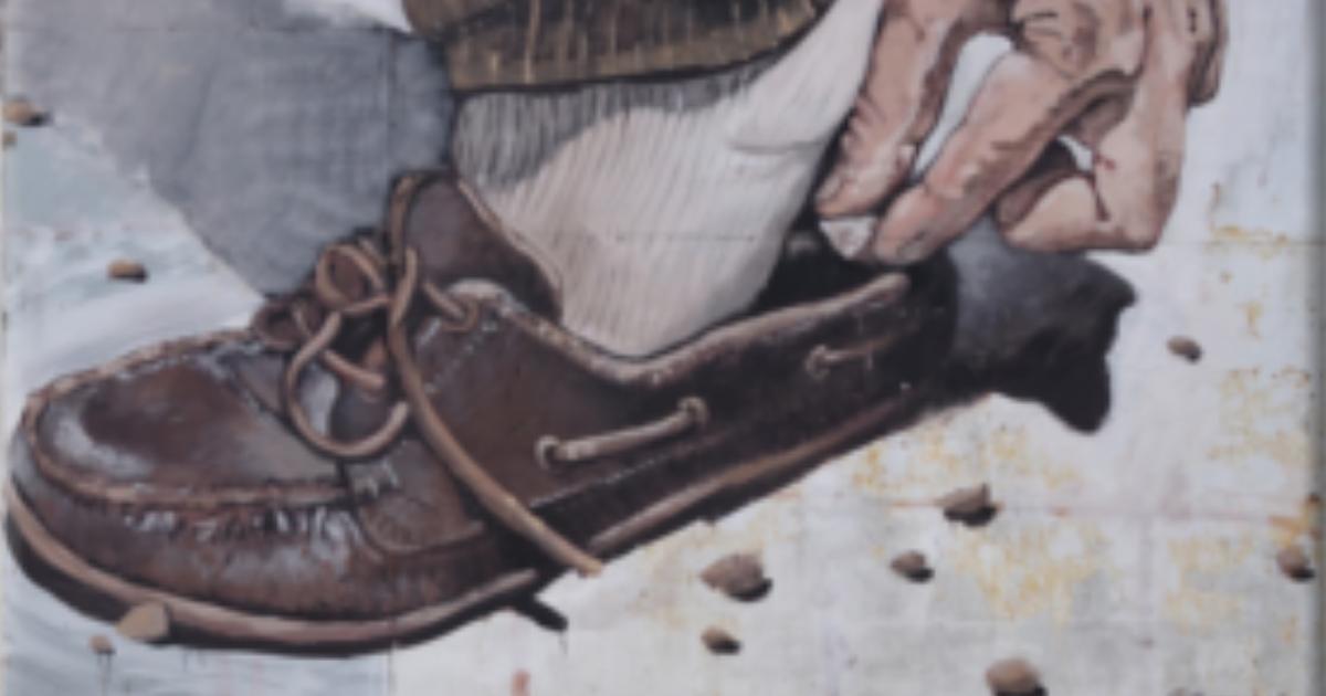Ho un sassolino nella scarpa