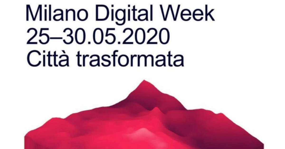 milano digital week online