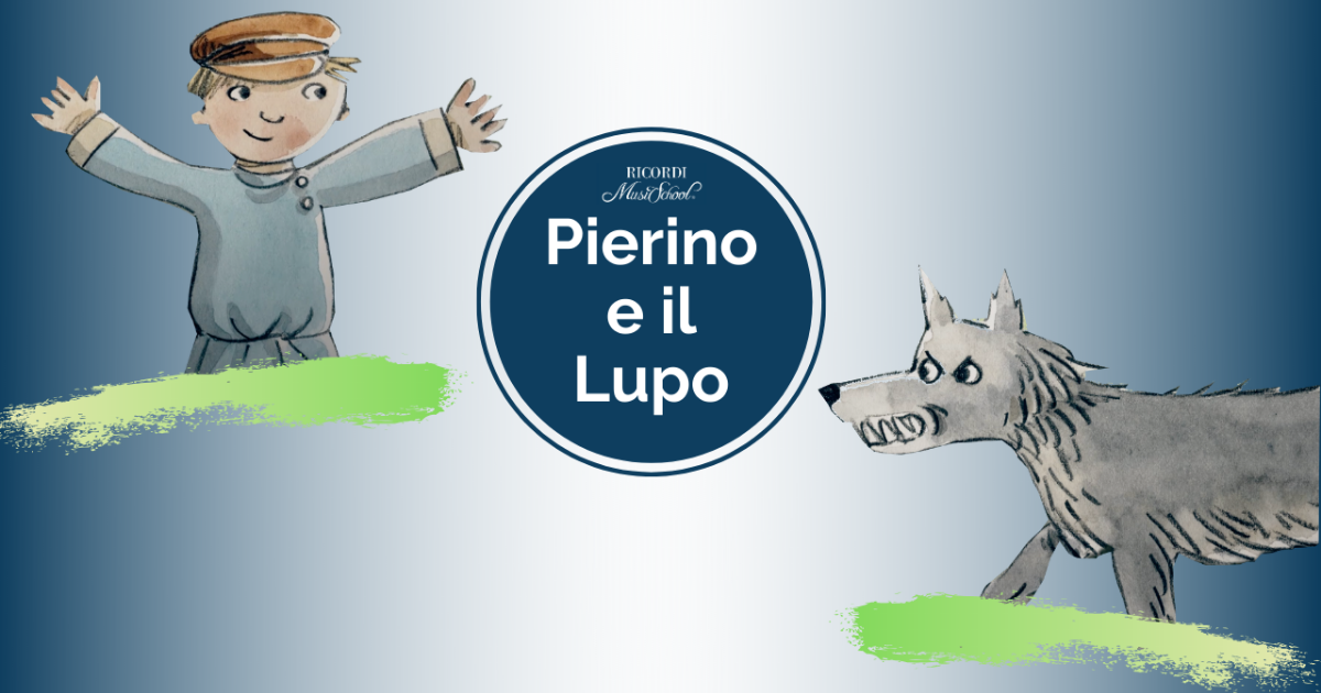 La storia di Pierino e il Lupo
